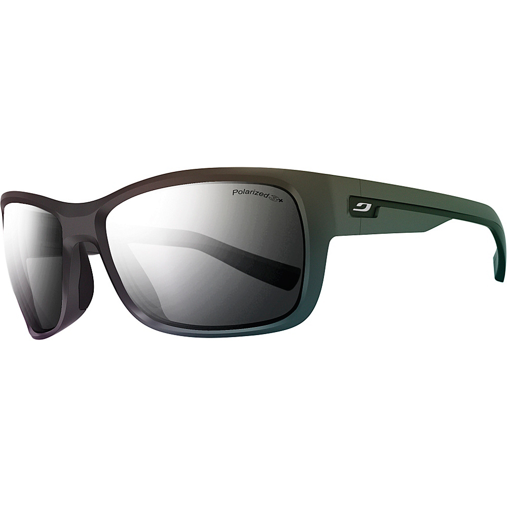 Julbo Drift With Polarized 3 Lens Matt Black Black Julbo Sunglasses