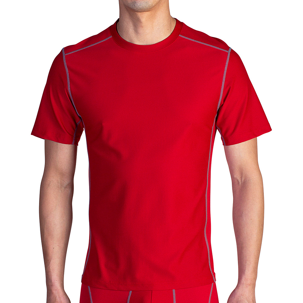 ExOfficio Give-N-Go Sport Mesh Crew 2XL - Stop - ExOfficio Mens Apparel - Apparel & Footwear, Men's Apparel