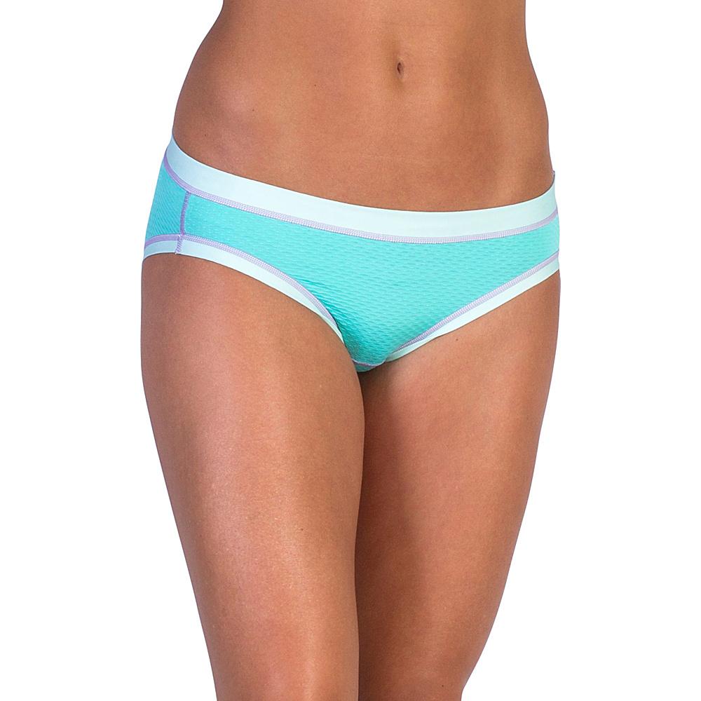 ExOfficio Give-N-Go Sport Mesh Bikini Brief S - Isla - ExOfficio Womens Apparel - Apparel & Footwear, Women's Apparel