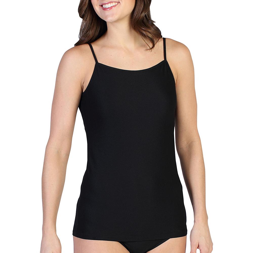 ExOfficio Give-N-Go Shelf Bra Camisole L - Black - ExOfficio Womens Apparel - Apparel & Footwear, Women's Apparel