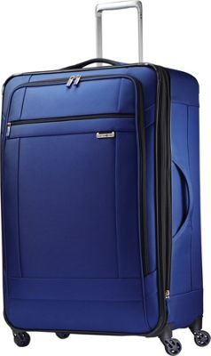 "Samsonite SoLyte Spinner 29"""" True Blue - Samsonite Softside Checked"