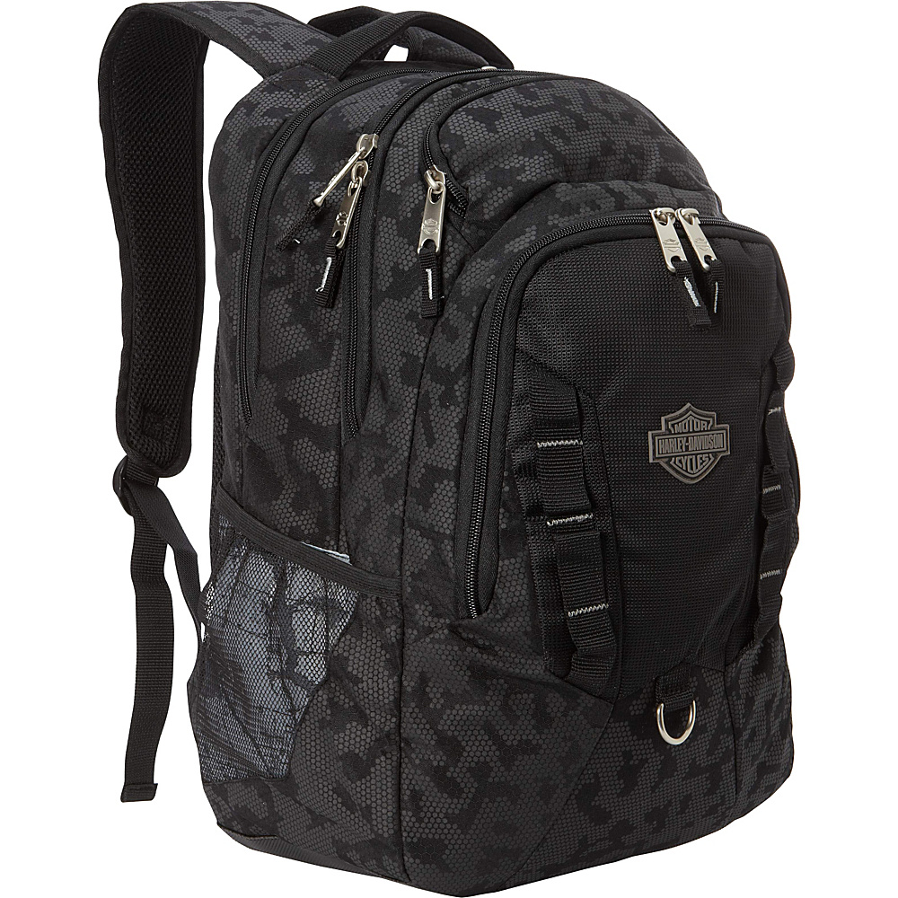 Harley Davidson by Athalon V Backpack Night Vision Harley Davidson by Athalon Laptop Backpacks