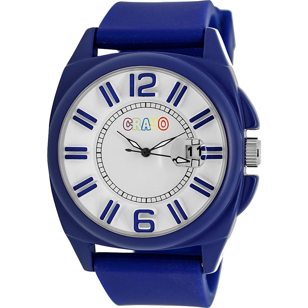 Crayo Sunset Unisex Watch Blue Crayo Watches