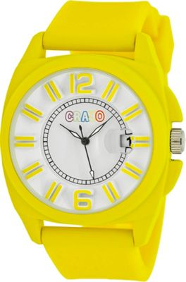 Crayo Sunset Unisex Watch Yellow - Crayo Watches