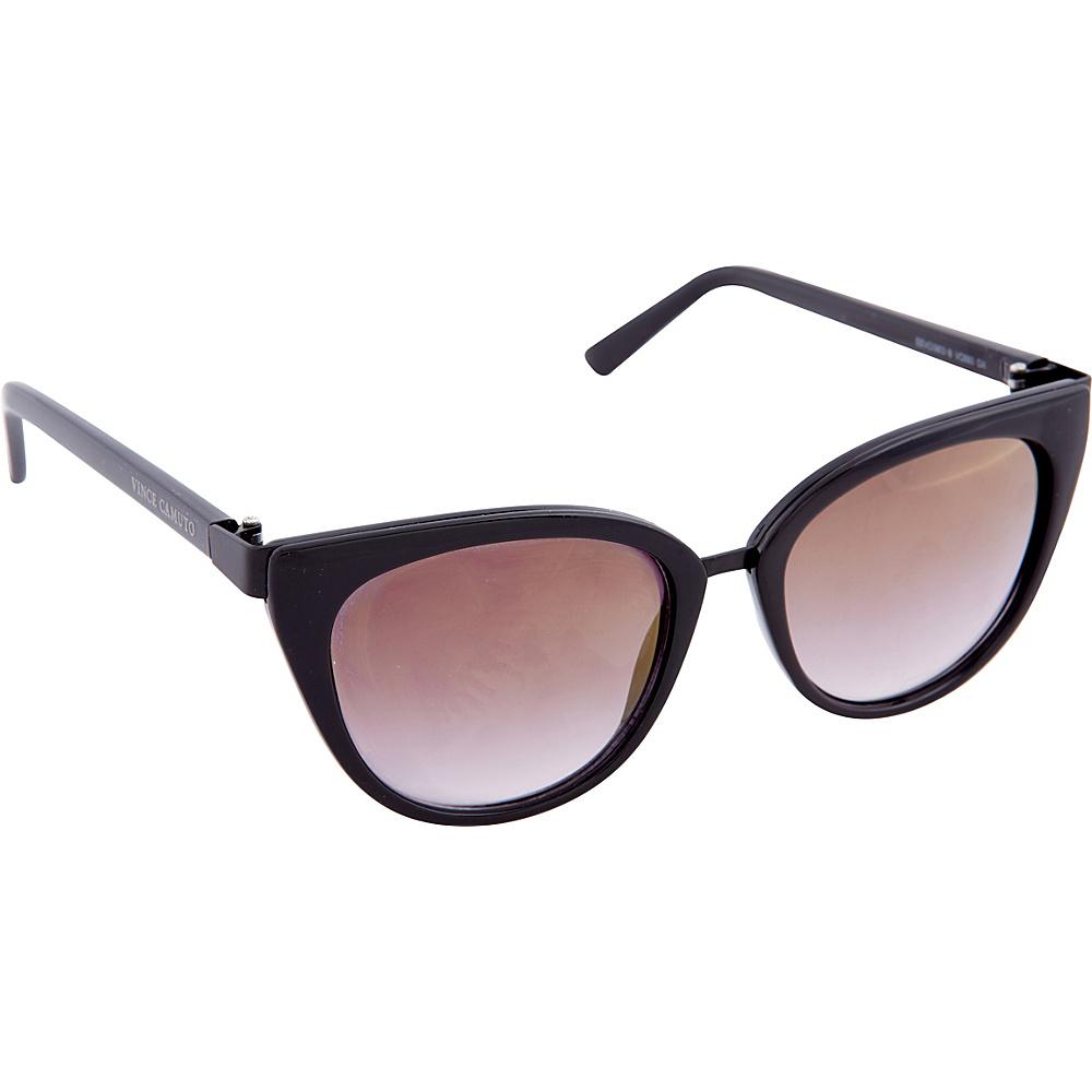 Vince Camuto Eyewear VC693 Sunglasses Black Vince Camuto Eyewear Sunglasses
