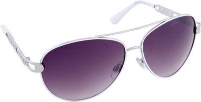 Rocawear Sunwear R566 Women's Sunglasses Silver White - Rocawear Sunwear Sunglasses