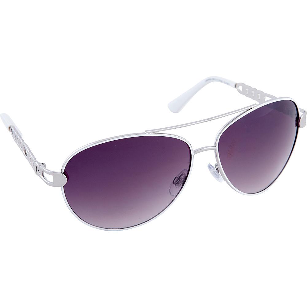 Rocawear Sunwear R566 Women s Sunglasses Silver White Rocawear Sunwear Sunglasses