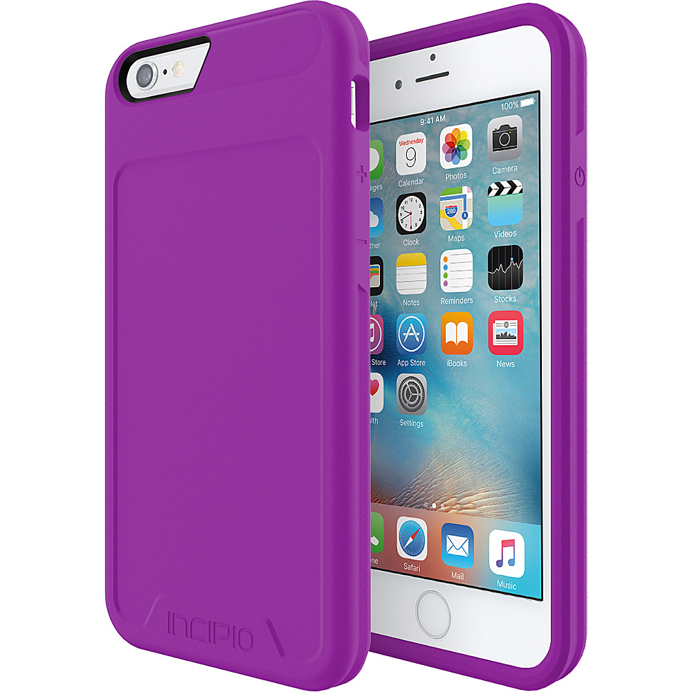 Incipio Performance Series Level 1 for iPhone 6/6s Purple - Incipio Electronic Cases - Technology, Electronic Cases