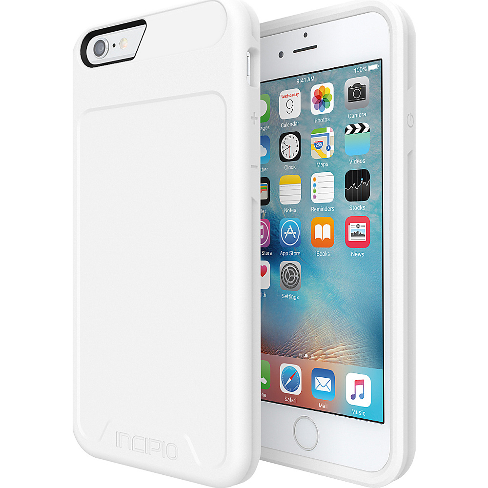 Incipio Performance Series Level 1 for iPhone 6/6s White - Incipio Electronic Cases - Technology, Electronic Cases