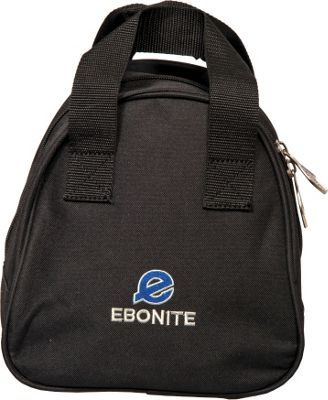 Ebonite Ebonite Ebonite Add-A-Bag Black - Ebonite Bowling Bags