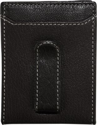 Timberland Wallets Blix Flip Clip Wallet Black - Timberland Wallets Men's Wallets