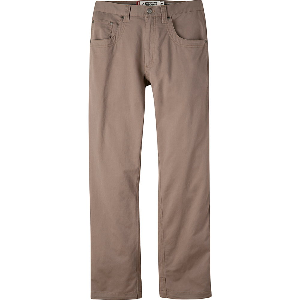 Mountain Khakis Camber Commuter Pants 33 - 32in - Firma - 31W 10in - Mountain Khakis Mens Apparel - Apparel & Footwear, Men's Apparel