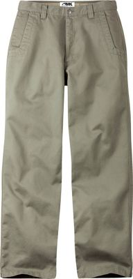 Image of Mountain Khakis Broadway Fit Teton Twill Pants 30 - 30in - Olive - Mountain Khakis Men's Apparel