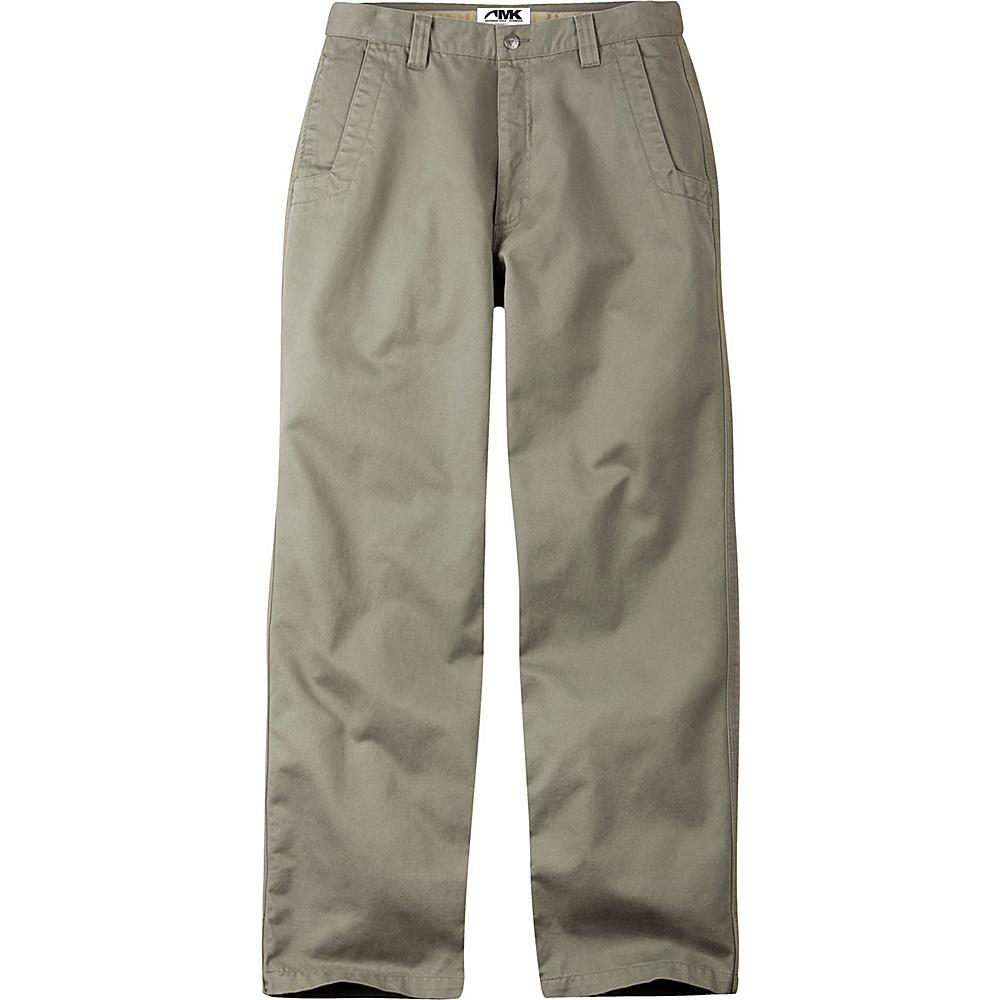 Mountain Khakis Broadway Fit Teton Twill Pants 42 - 34in - Olive - Mountain Khakis Mens Apparel - Apparel & Footwear, Men's Apparel