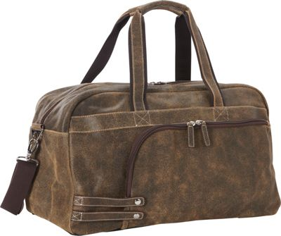 Goodhope Bags The Icon Leather Duffel Brown - Goodhope Bags Rolling Duffels