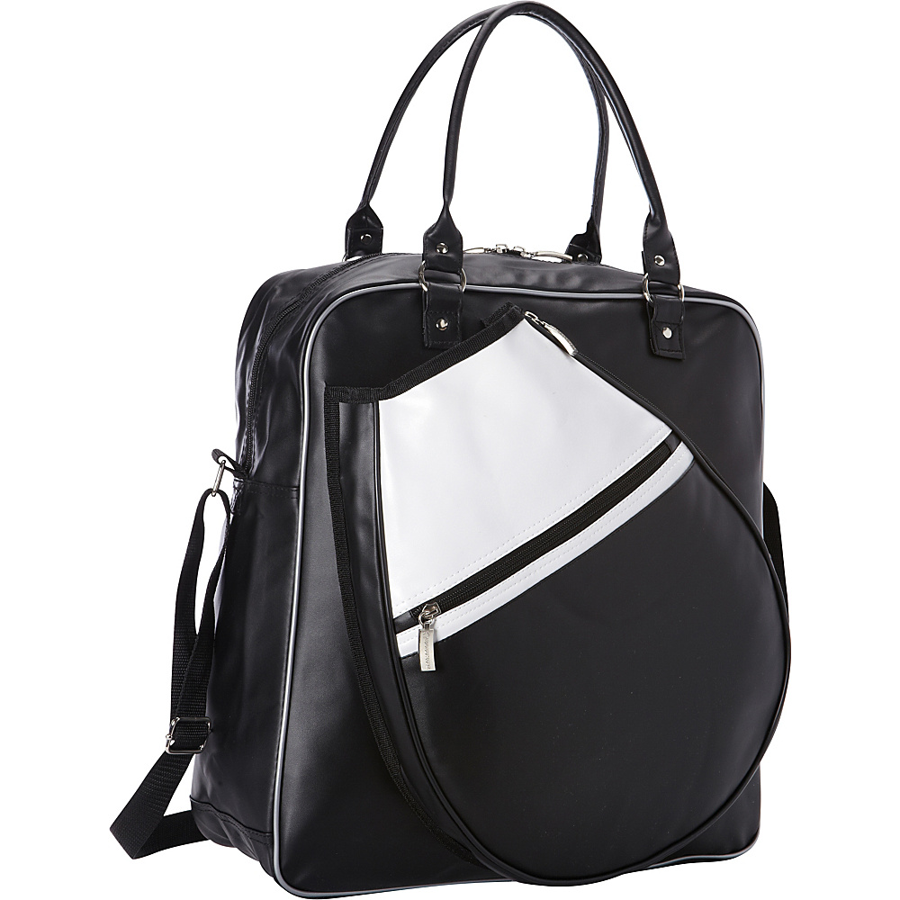 Goodhope Bags Metro Court Chic Duffel Black - Goodhope Bags Other Sports Bags