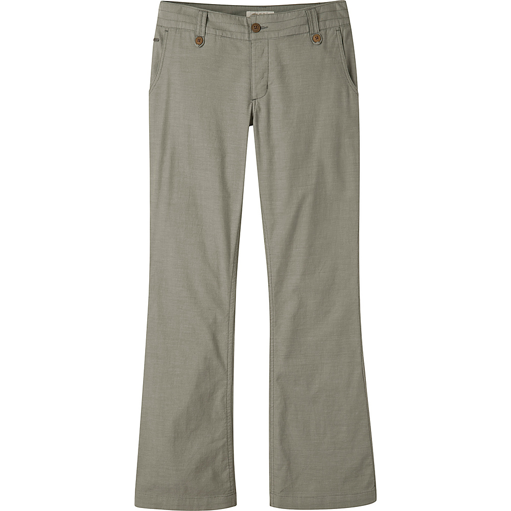 Mountain Khakis Island Pant 8 - Regular - Olive Drab - Mountain Khakis Womens Apparel - Apparel & Footwear, Women's Apparel