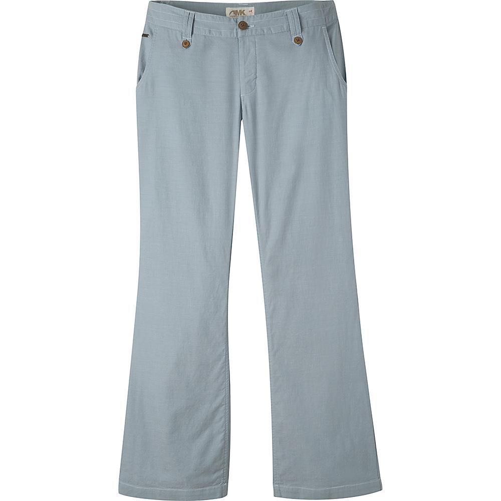 Mountain Khakis Island Pant 6 - Regular - Blue Ridge - Mountain Khakis Womens Apparel - Apparel & Footwear, Women's Apparel