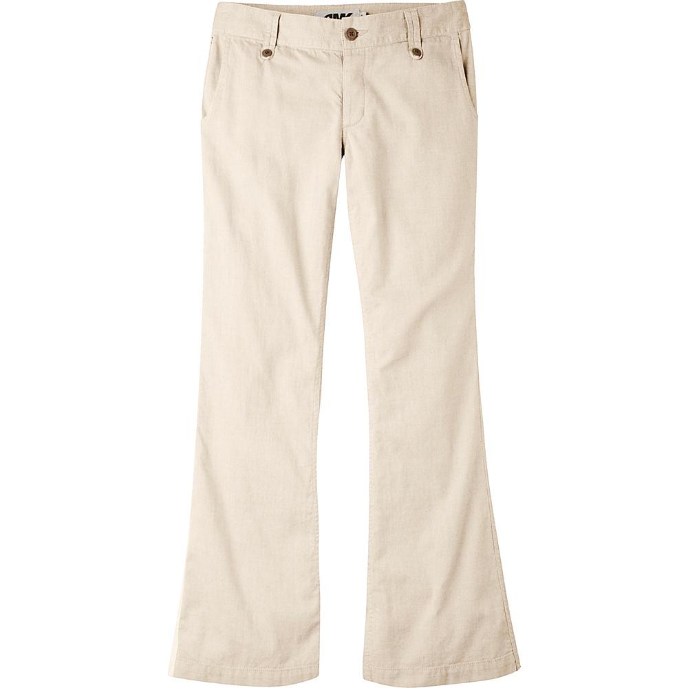 Mountain Khakis Island Pant 8 - Long - Yellowstone - Mountain Khakis Womens Apparel - Apparel & Footwear, Women's Apparel