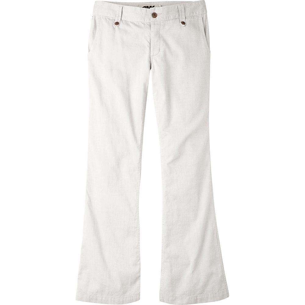 Mountain Khakis Island Pant 8 - Long - Linen - Mountain Khakis Womens Apparel - Apparel & Footwear, Women's Apparel