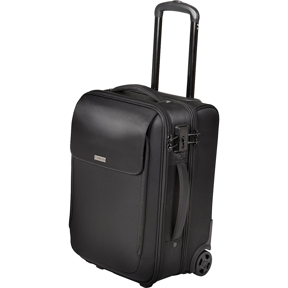 Kensington Securetrek Overnight Rolling Laptop Case up to 17 Black Kensington Wheeled Business Cases