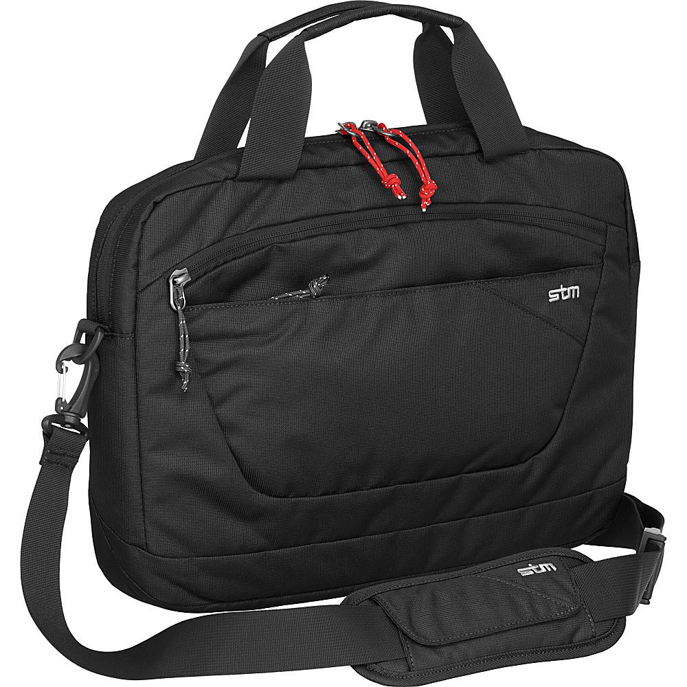 STM Bags Swift Medium Brief Black STM Bags Messenger Bags