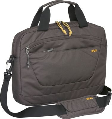 STM Goods Swift Medium Brief Steel - STM Goods Messenger Bags