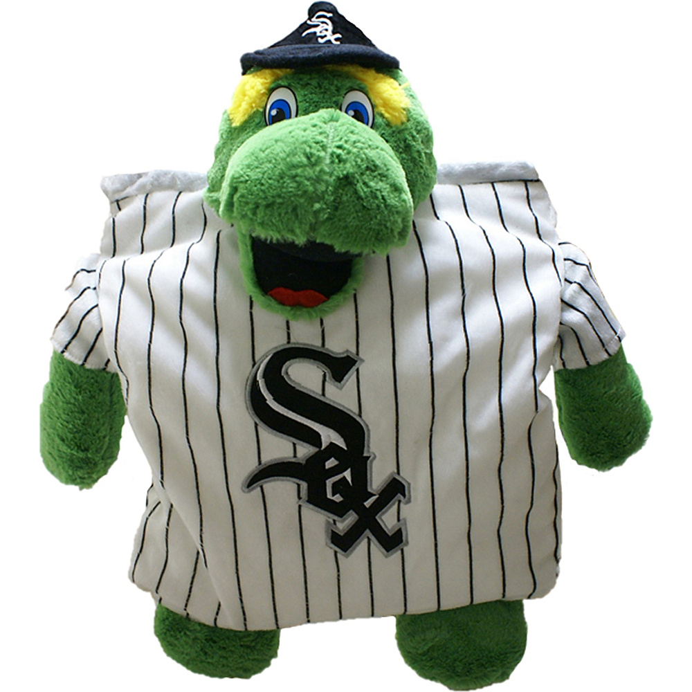 Forever Collectibles MLB Backpack Pal Chicago White Sox Black Forever Collectibles Everyday Backpacks