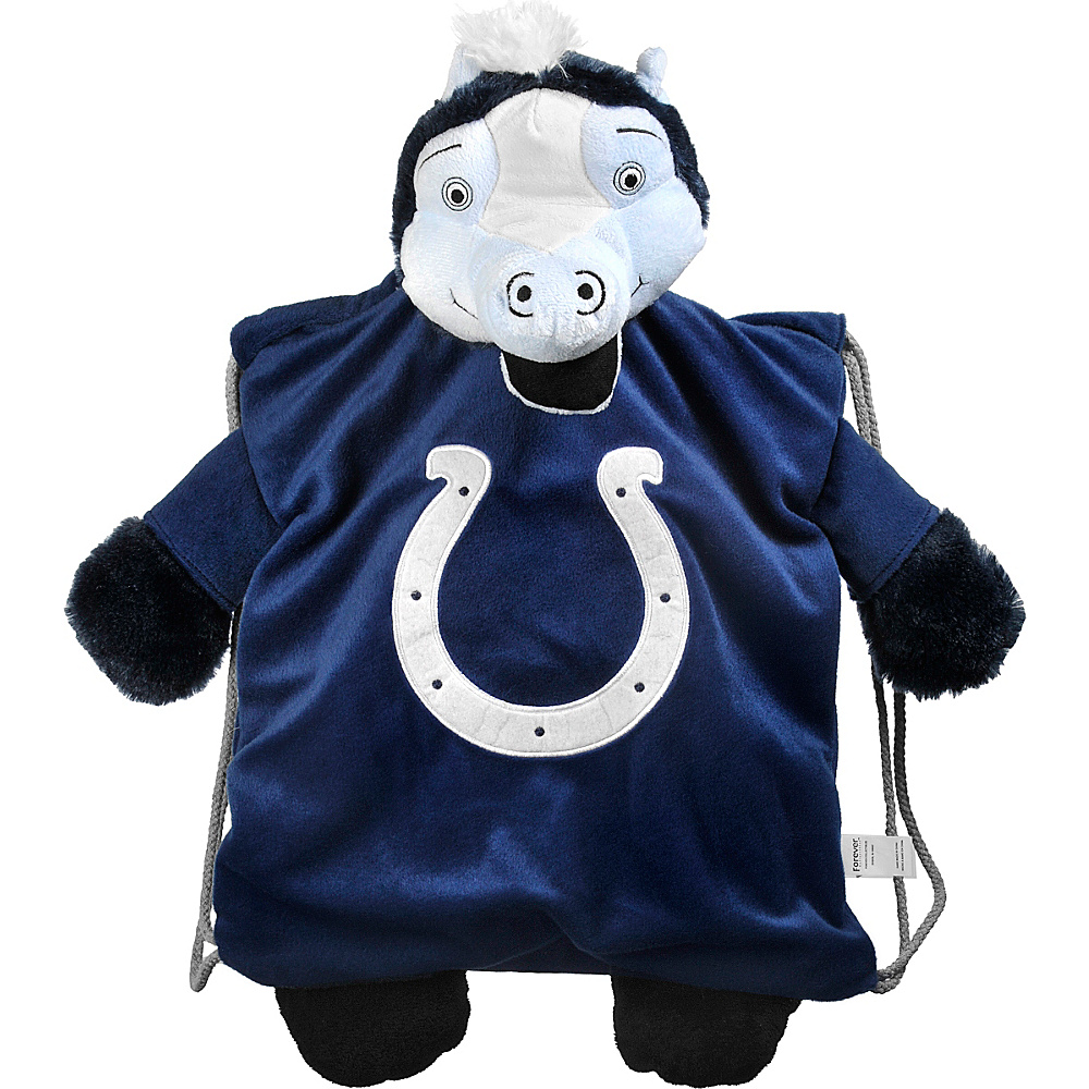 Forever Collectibles NFL Backpack Pal Indianapolis Colts Blue Forever Collectibles Everyday Backpacks