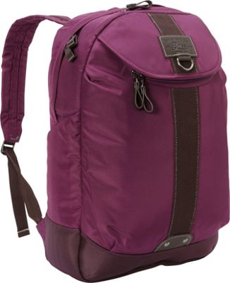 GH Bass & CO Luggage McKinley Backpack Purple - GH Bass & CO Luggage Everyday Backpacks