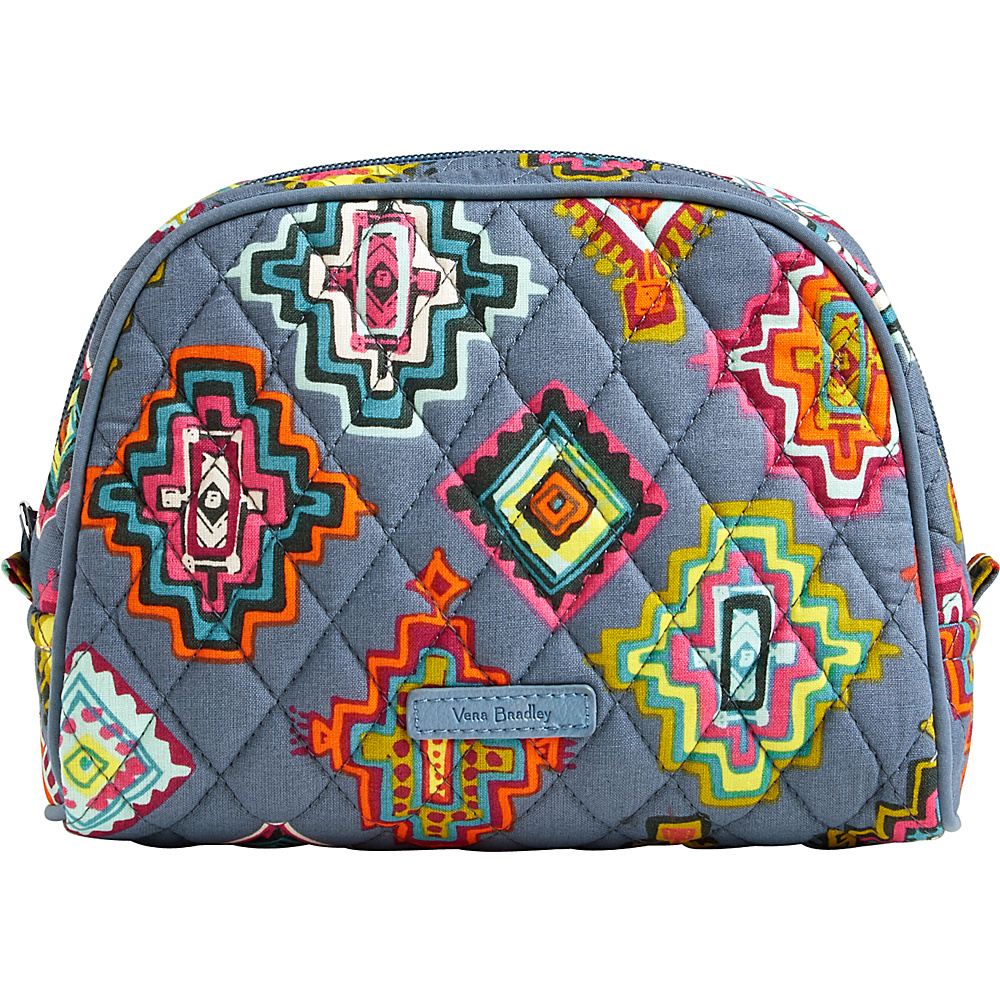 Vera Bradley Medium Zip Cosmetic Painted Medallions - Vera Bradley Womens SLG Other - Women's SLG, Women's SLG Other