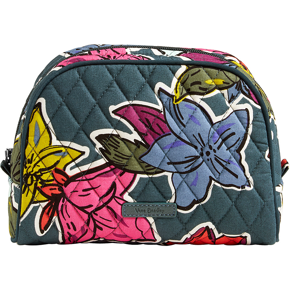 Vera Bradley Medium Zip Cosmetic Falling Flowers - Vera Bradley Womens SLG Other - Women's SLG, Women's SLG Other