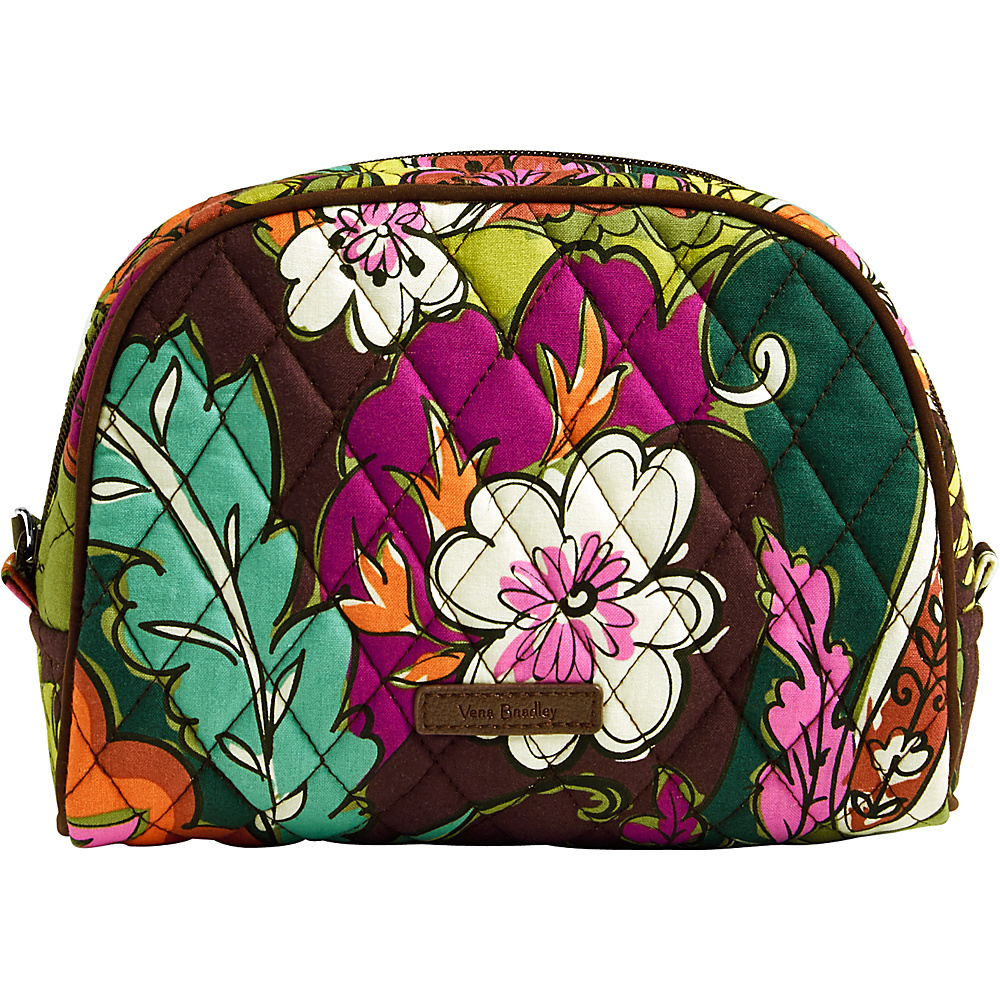 Vera Bradley Medium Zip Cosmetic Autumn Leaves - Vera Bradley Womens SLG Other - Women's SLG, Women's SLG Other
