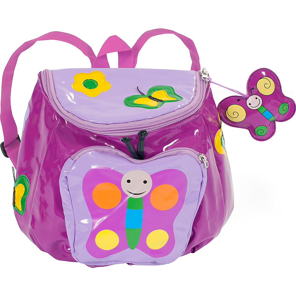 Kidorable Butterfly Backpack Purple - Kidorable Everyday Backpacks - Backpacks, Everyday Backpacks