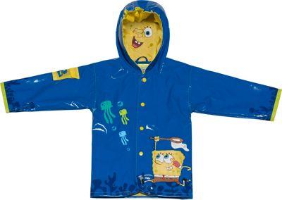 Kidorable SpongeBob All-Weather Raincoat 12-18M - Blue - ...