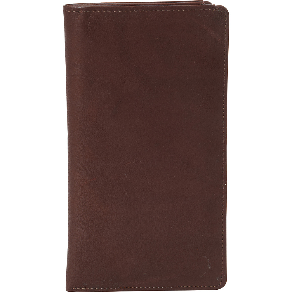 Derek Alexander Mens Breast Pocket Wallet Brown - Derek Alexander Mens Wallets - Work Bags & Briefcases, Men's Wallets