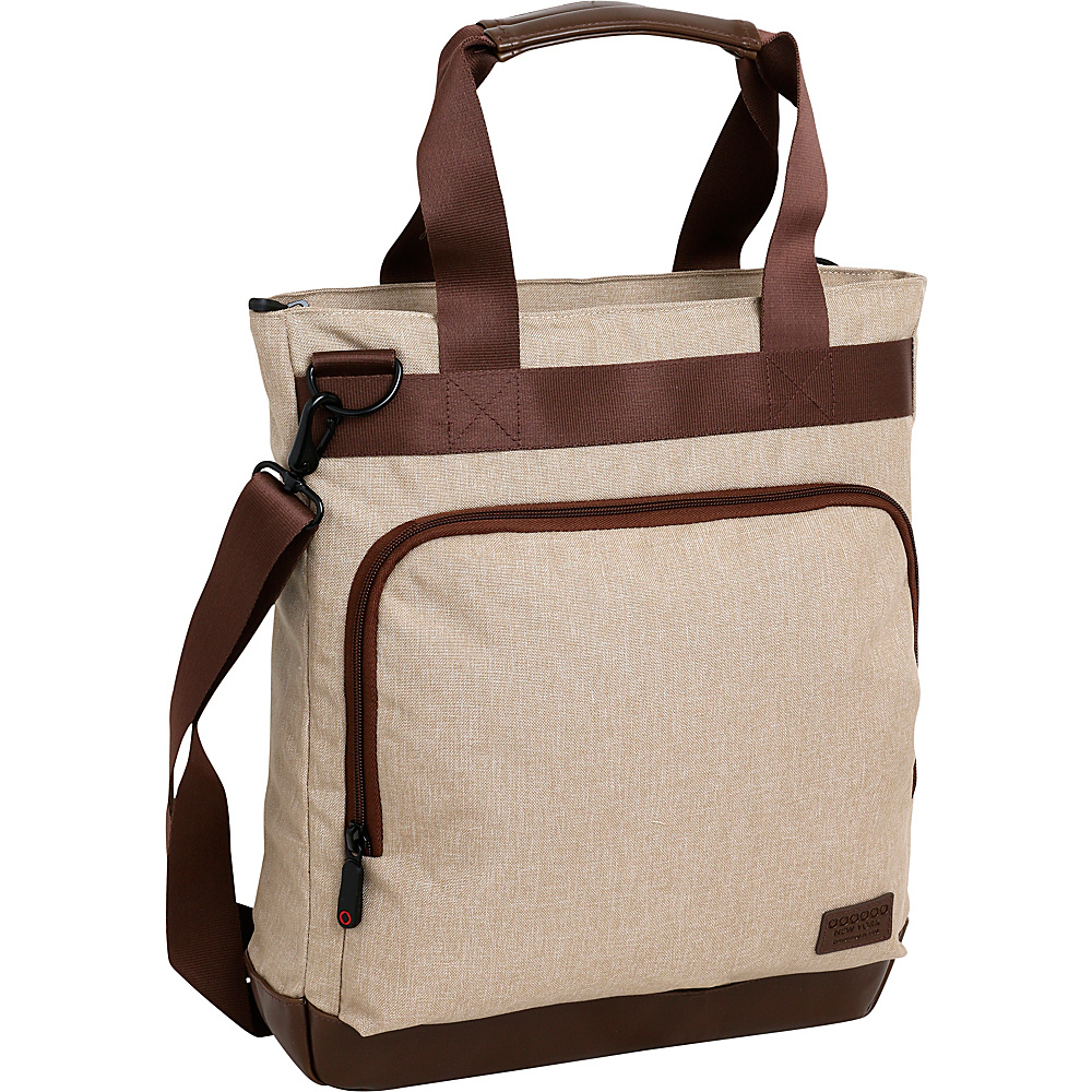 J World New York Nell Messenger Bag Sand - J World New York Messenger Bags - Work Bags & Briefcases, Messenger Bags