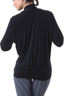 Electric Yoga 5 Way Drape Wrap L - Charcoal - Electric Yoga Women's Apparel