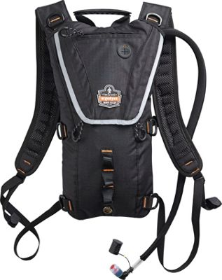 Ergodyne 5156 Premium Low Profile Hydration Pack Black - Ergodyne Hydration Packs and Bottles