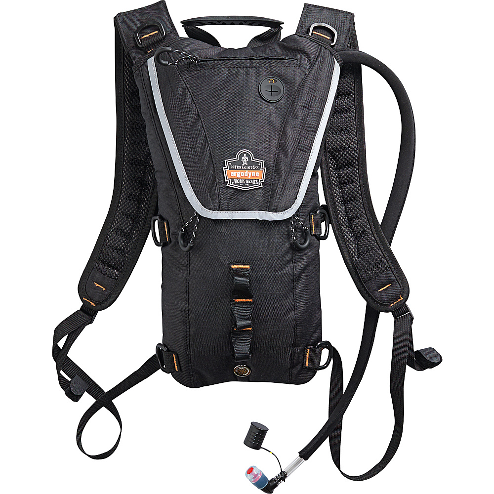 Ergodyne 5156 Premium Low Profile Hydration Pack Black Ergodyne Hydration Packs and Bottles
