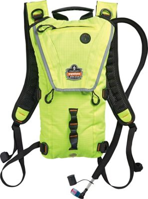 Ergodyne 5156 Premium Low Profile Hydration Pack Green - Ergodyne Hydration Packs and Bottles