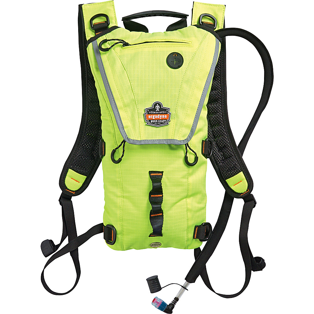 Ergodyne 5156 Premium Low Profile Hydration Pack Green Ergodyne Hydration Packs and Bottles