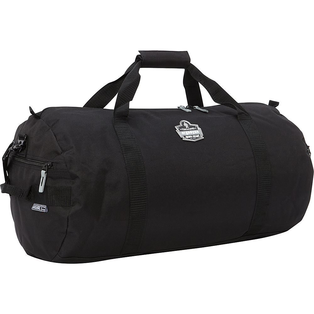 Ergodyne GB5020SP Duffel Bag Small Poly Black Ergodyne Outdoor Duffels
