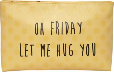 T-shirt & Jeans Oh Friday Let Me Hug You Cosmetic Yellow - Oh Friday Let Me Hug You - T-shirt & Jeans Women's SLG Other