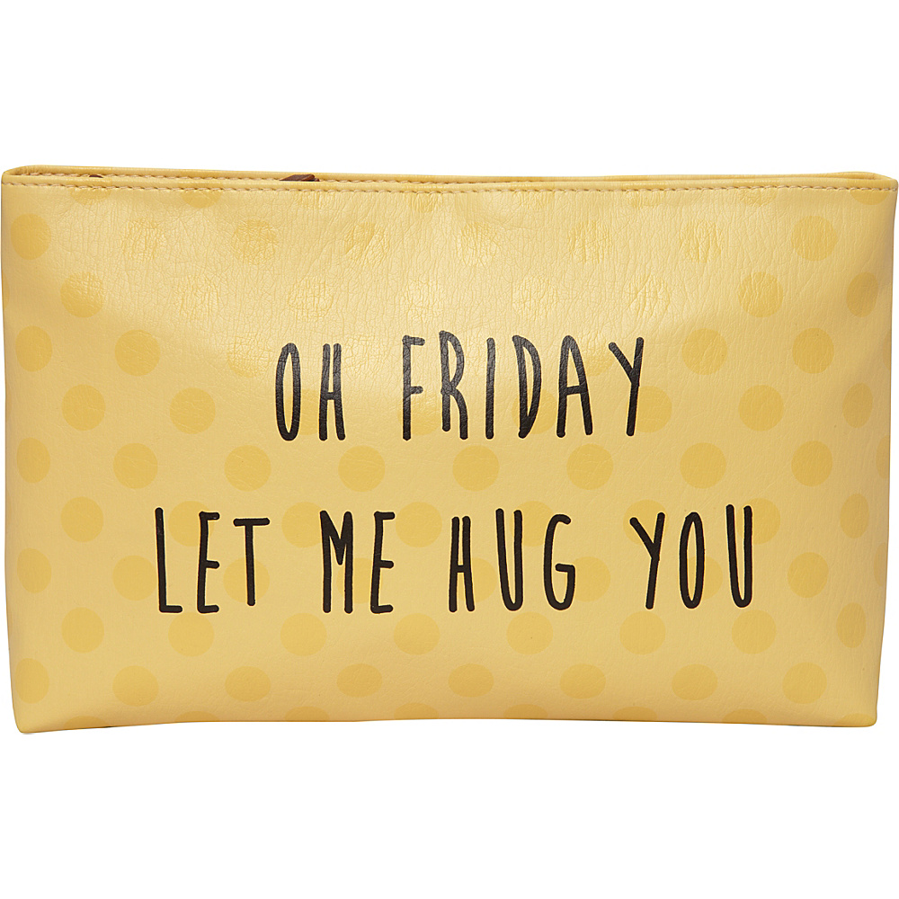 T shirt Jeans Oh Friday Let Me Hug You Cosmetic Yellow Oh Friday Let Me Hug You T shirt Jeans Women s SLG Other