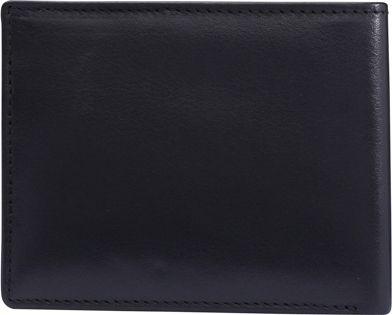 Silent Pocket V2 RFID Secure OverFlap Wallet Black - Silent Pocket Travel Wallets