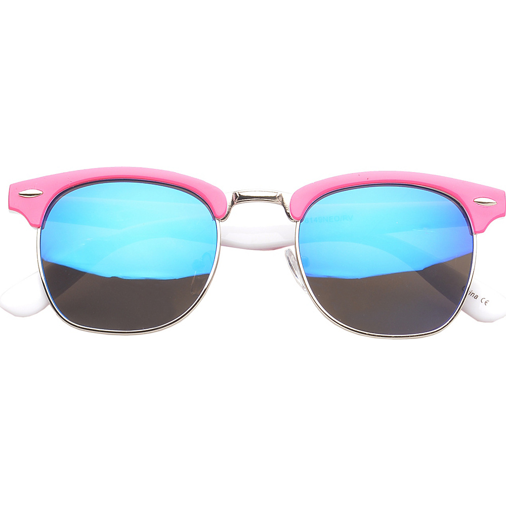 SW Global Eyewear Ortonville Soho Fashion Sunglasses Pink - SW Global Sunglasses - Fashion Accessories, Sunglasses