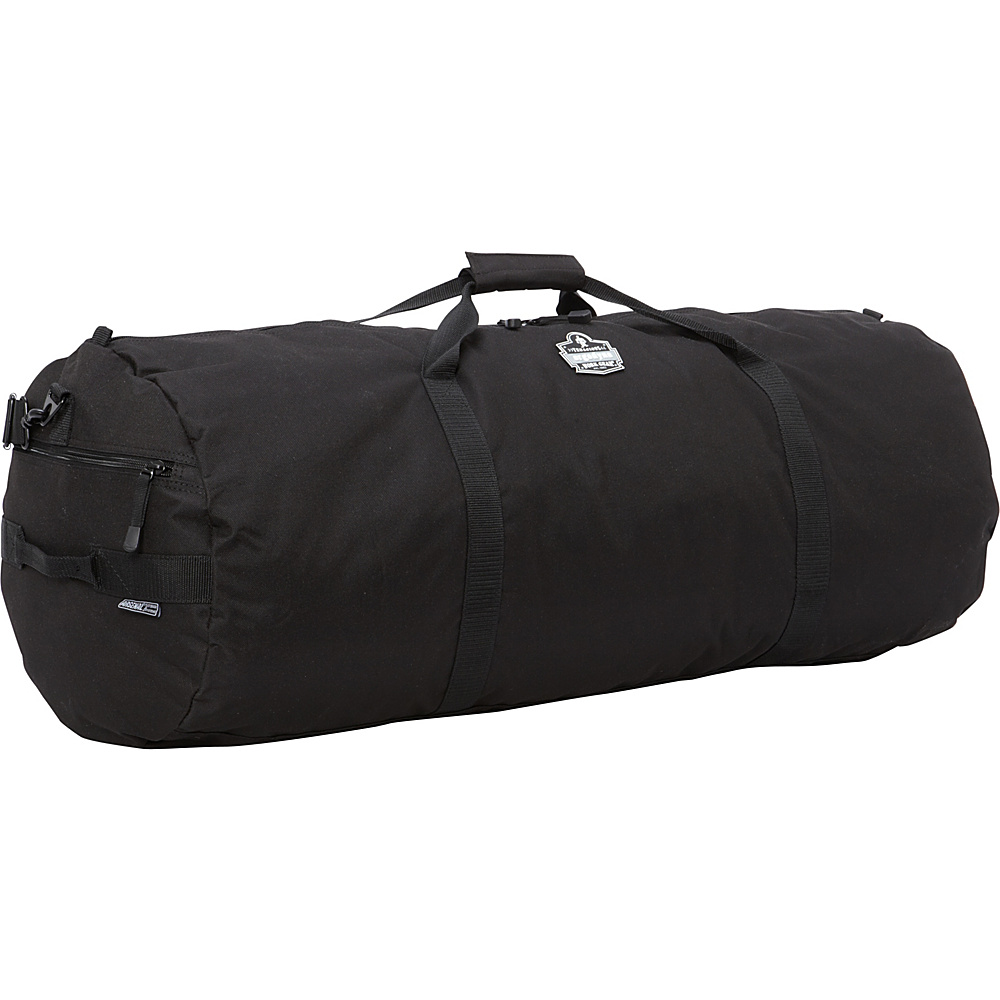 Ergodyne GB5020LP Duffel Bag Large Poly Black Ergodyne Outdoor Duffels