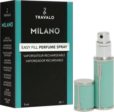 Travalo Milano Refillable Perfume Bottle Aqua - Travalo Travel Health & Beauty