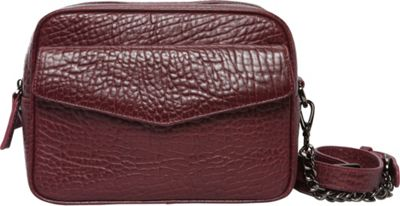MOFE Orenda Crossbody Plum - MOFE Leather Handbags